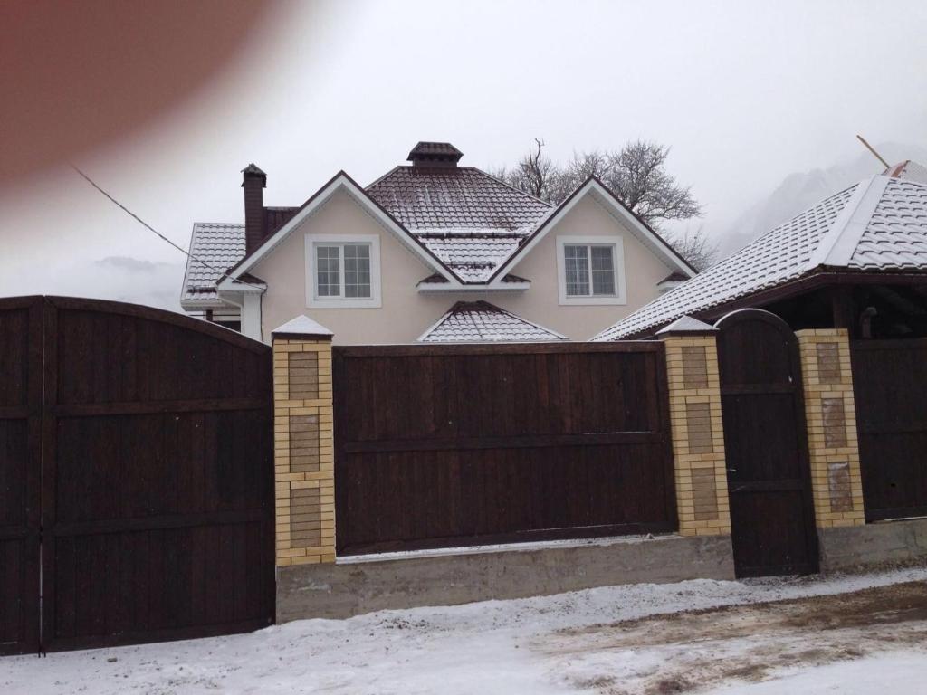 Гостевой дом У Зули, Архыз