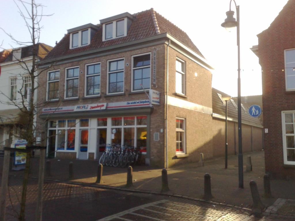 Pension Zevenbergen, Берген-оп-Зом, Нидерланды