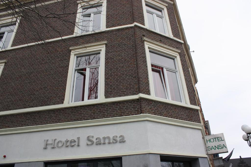 Hotel Sansa, Маастрихт, Нидерланды