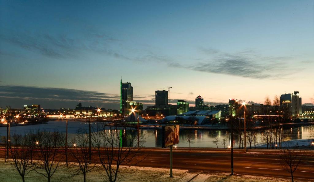 Апартаменты Сторожевская 8, Минск, Беларусь