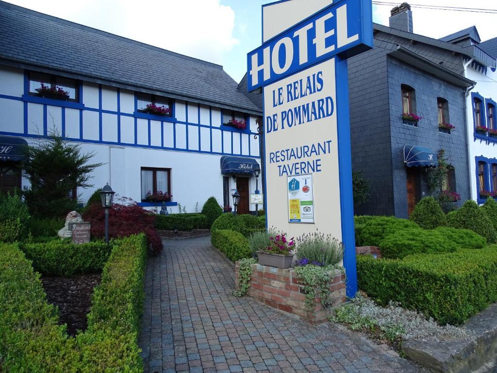 Hotel Le Relais de Pommard, Франкоршамп, Бельгия