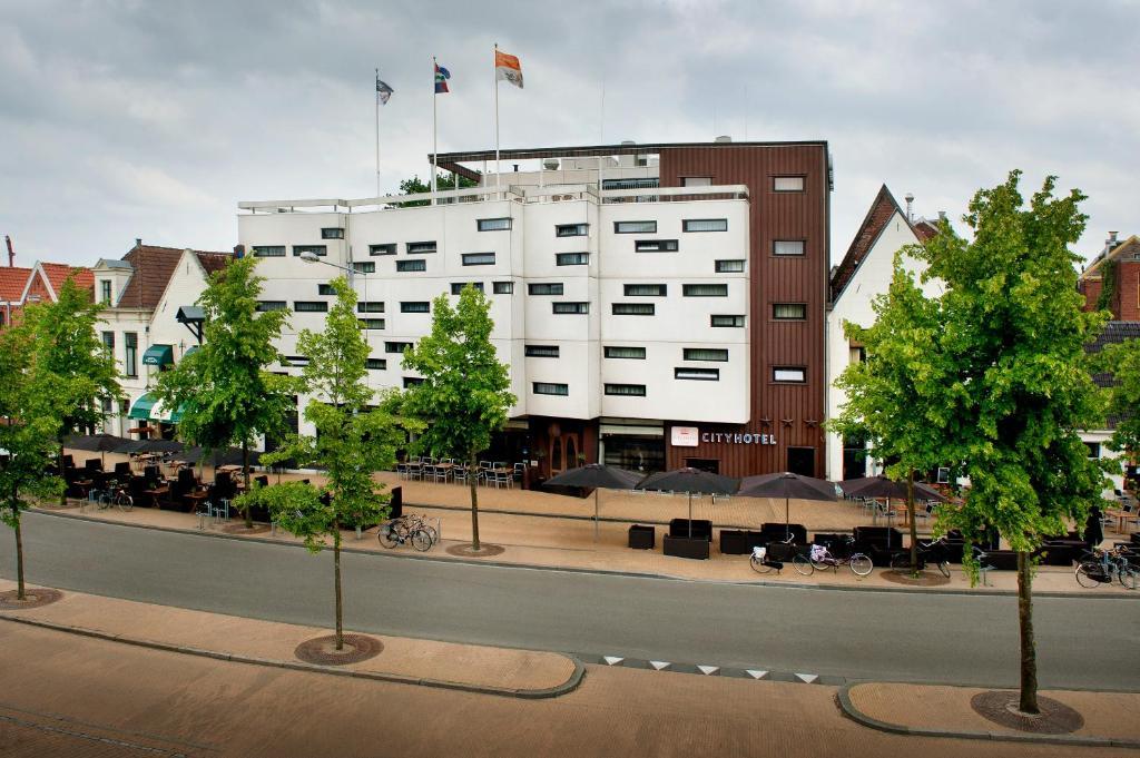 Hampshire Hotel - City Groningen, Гронинген, Нидерланды