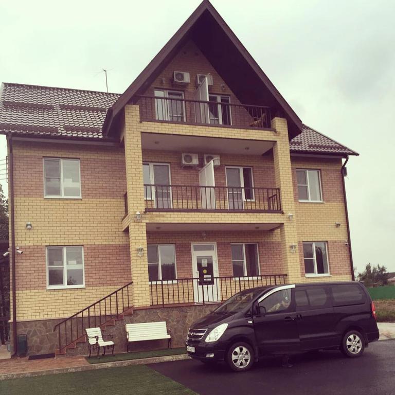 Гостевой дом В Казьминском, Казьминское