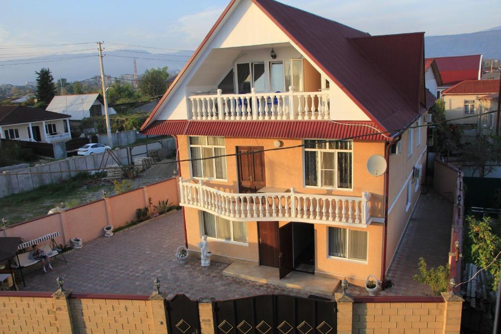 Гостевой дом у Инги, Сухум, Абхазия