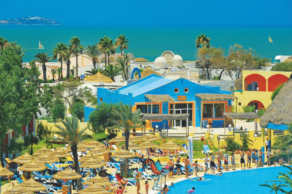 Курортный отель Caribbean World Borj Cedria - All Inclusive, Хаммам-Пляж