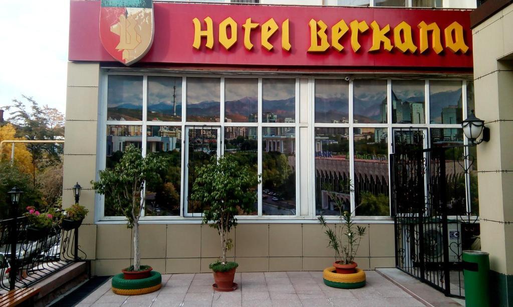 Гостиница Беркана, Алматы, Казахстан