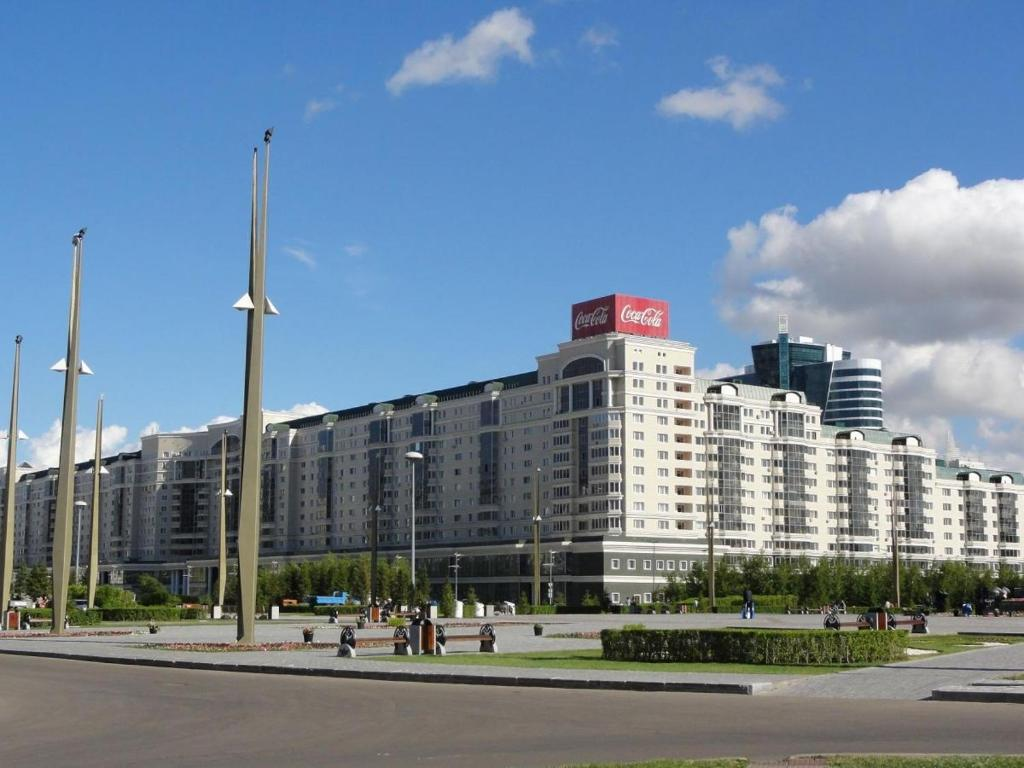 Апартаменты в Нурсая, Астана, Казахстан