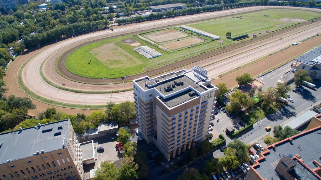 Отель Бега, Москва