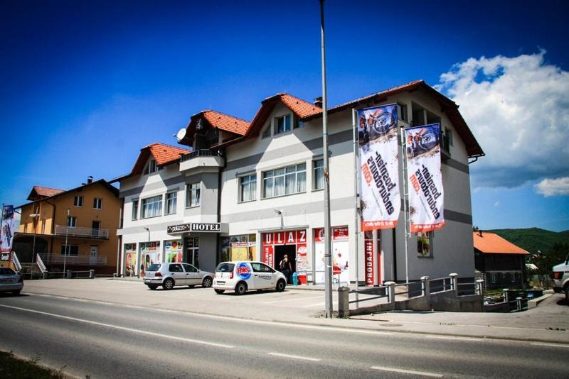 Hotel Palazzo, Бугойно, Босния и Герцеговина