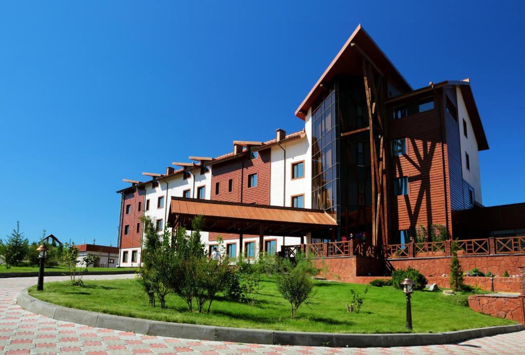 Курортный отель Terrassa Park, Боровое, Казахстан