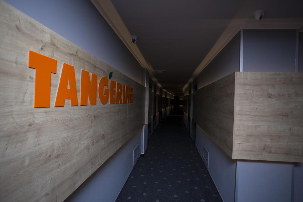Апарт-отель Tangerine