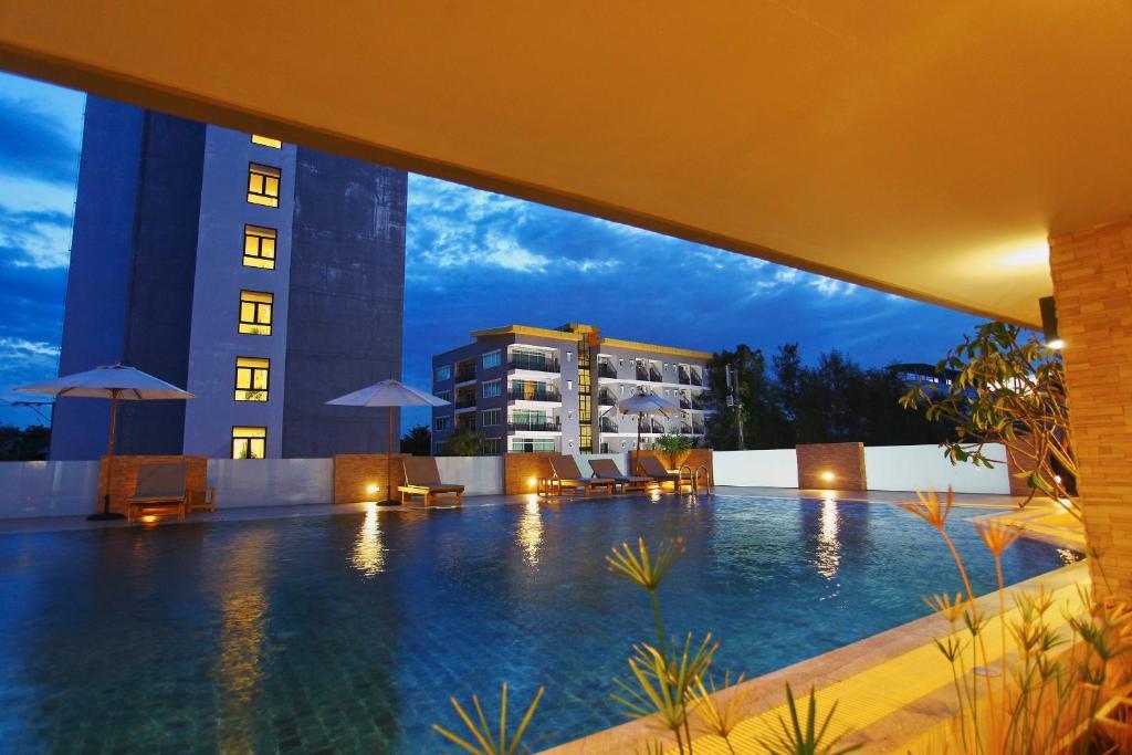 Отель Leenova, Бангкок