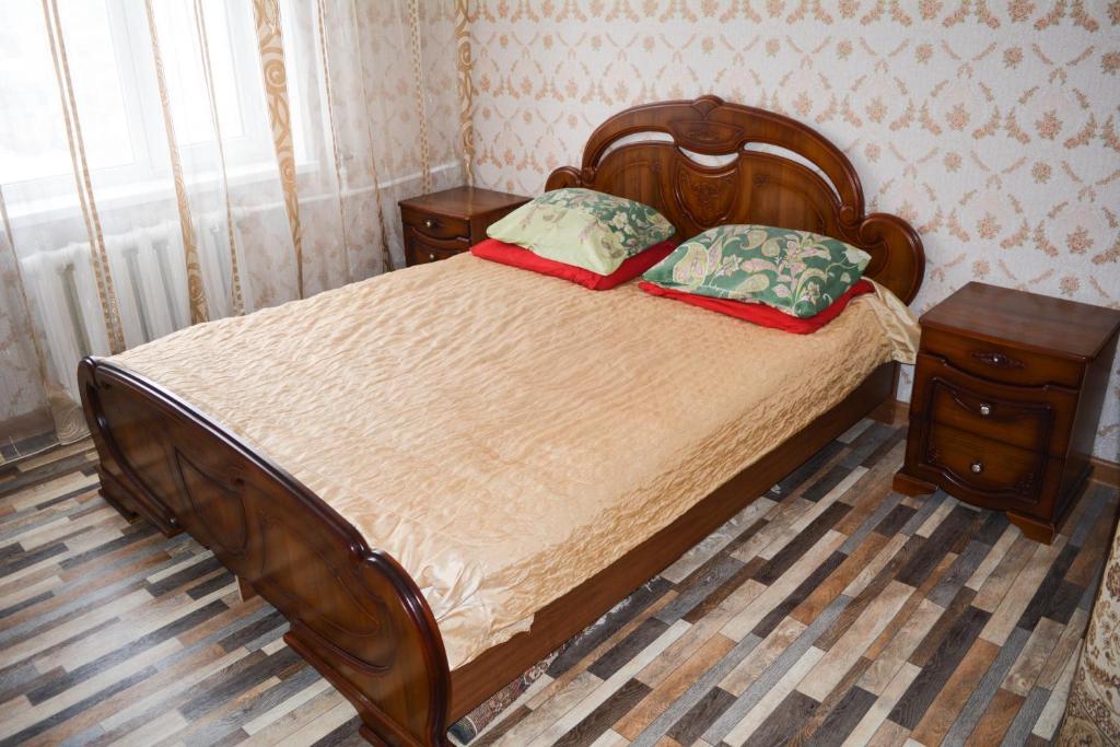 Апартаменты В микрорайоне 11, д. 92, Актобе, Казахстан