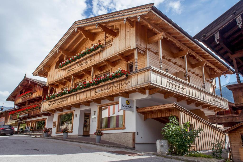 Gästehaus Schneider, Альпбах, Австрия