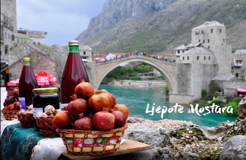 Guest House Fig City, Мостар, Босния и Герцеговина