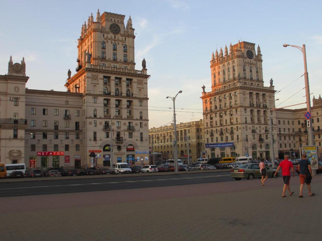 Апартаменты на Кирова, Минск, Беларусь