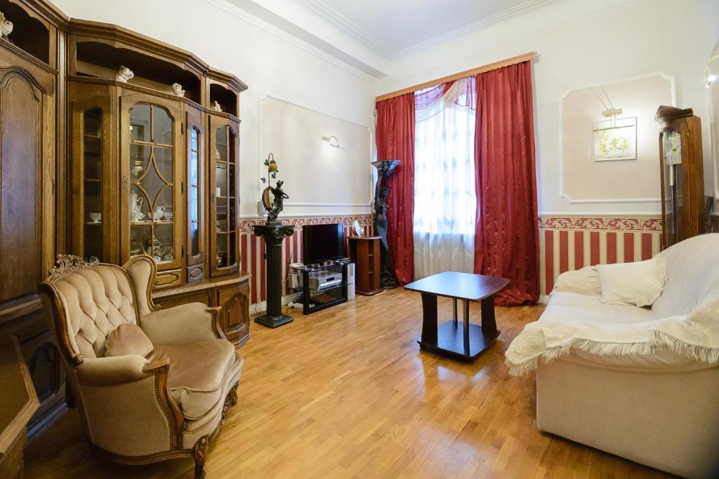Apartment on Bankova, Киев, Украина