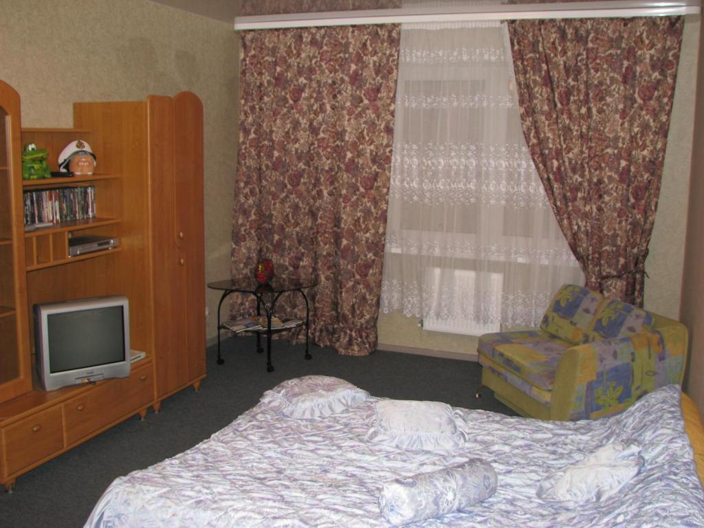 Апартаменты На Улице Одоевского 115, Минск, Беларусь