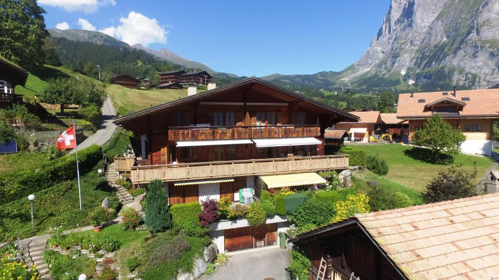 Apartment Obelix 4.5 - GriwaRent AG, Гриндельвальд, Швейцария