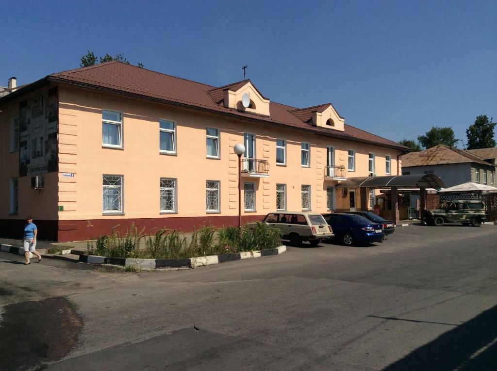 Отель Сергеевский, Гомель, Беларусь