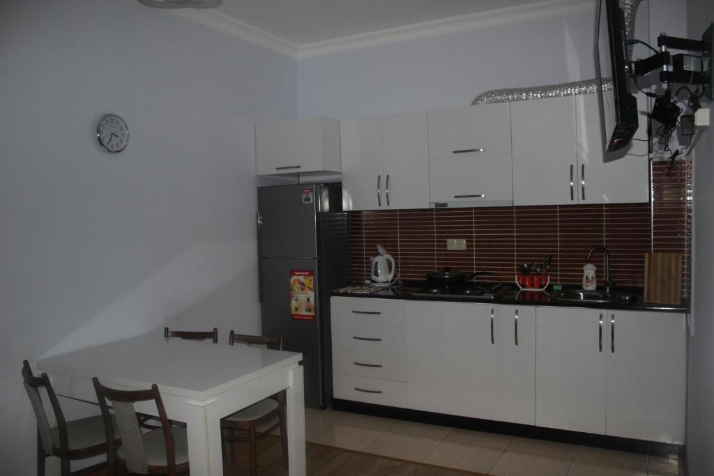 Апартаменты Анзор