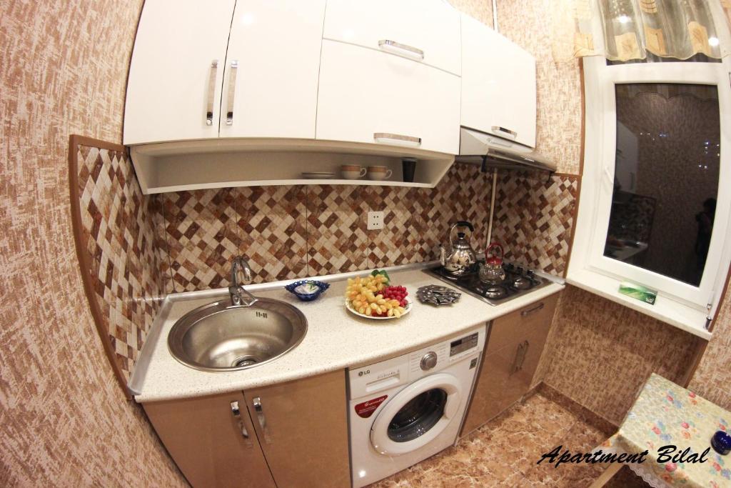 Апартаменты Bilal