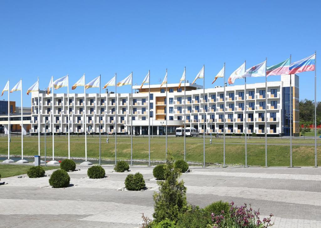 Отель Регата, Казань