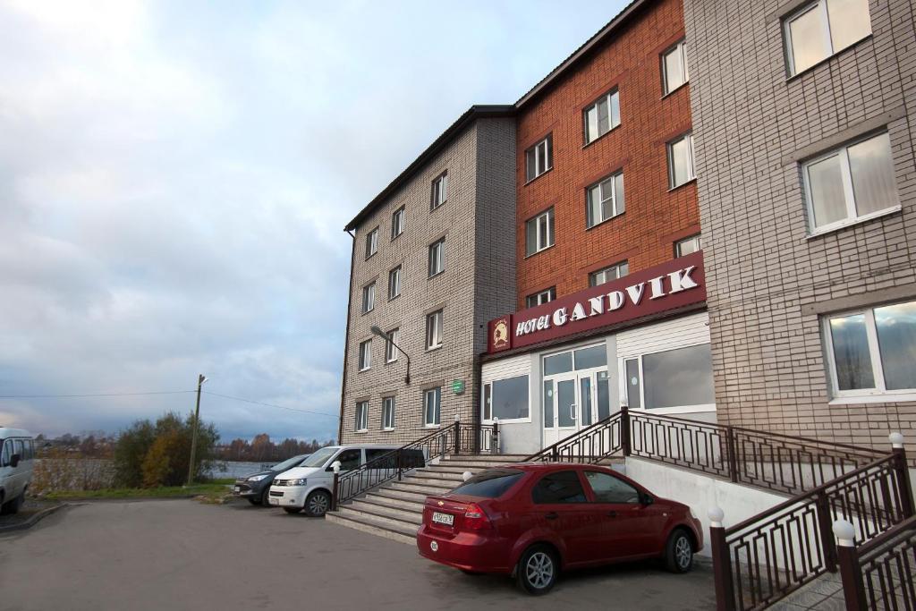 Отель Гандвик, Беломорск