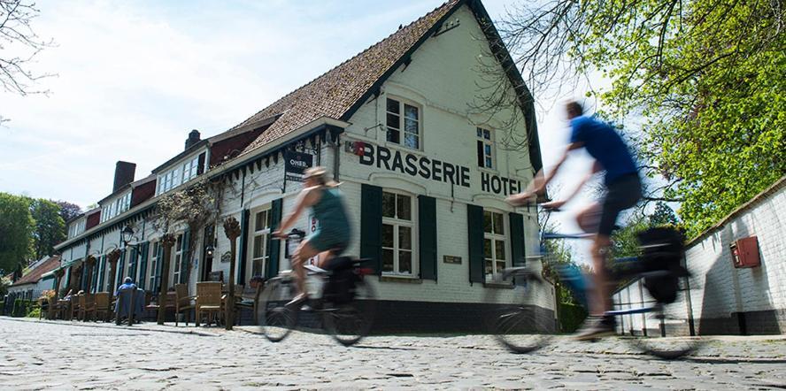 Hotel In't Boldershof, Гент, Бельгия