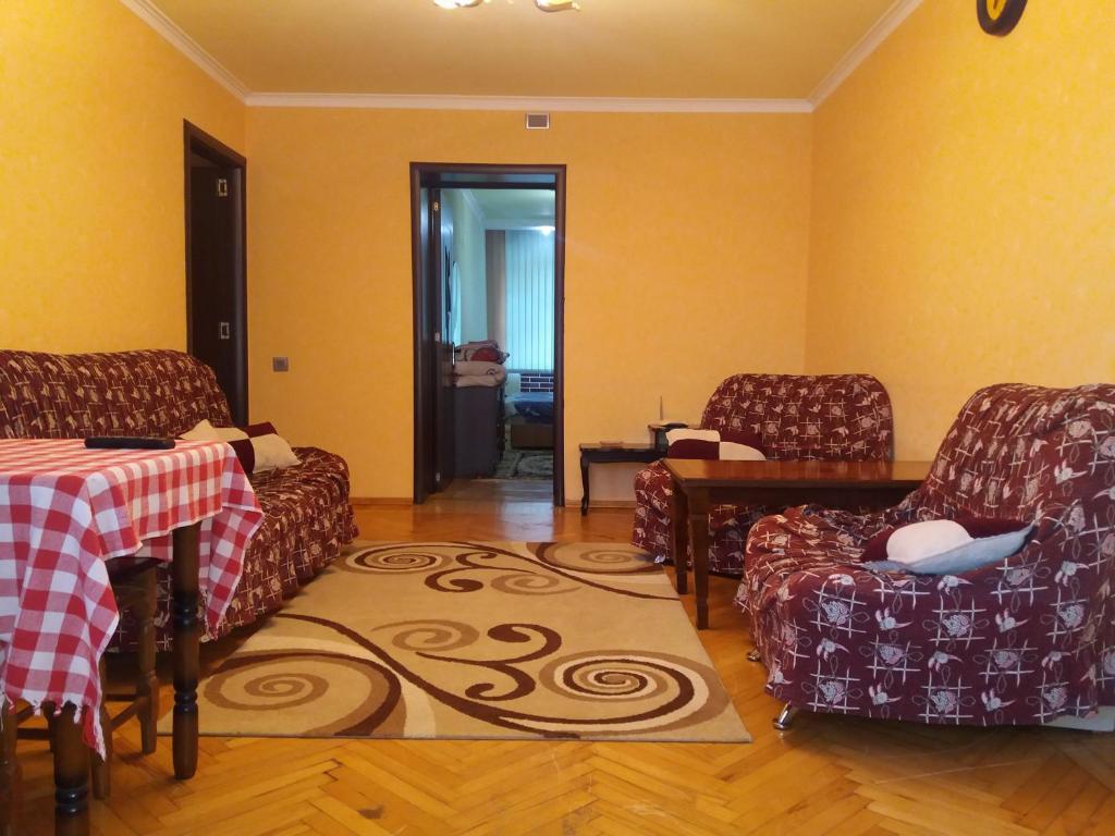 Апартаменты Комфорт на ул.Зарифы Алиевой 59, Баку, Азербайджан