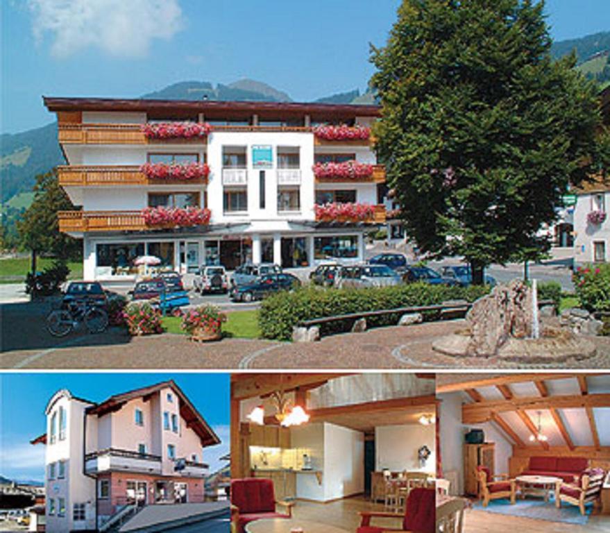 Apartmenthaus Brixen & Haus Central, Бриксен-им-Тале, Австрия