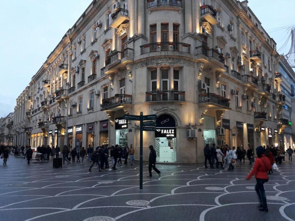 Апартаменты На площади Фонтанов, Баку, Азербайджан