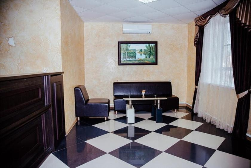 Отель Центральная, Агрыз