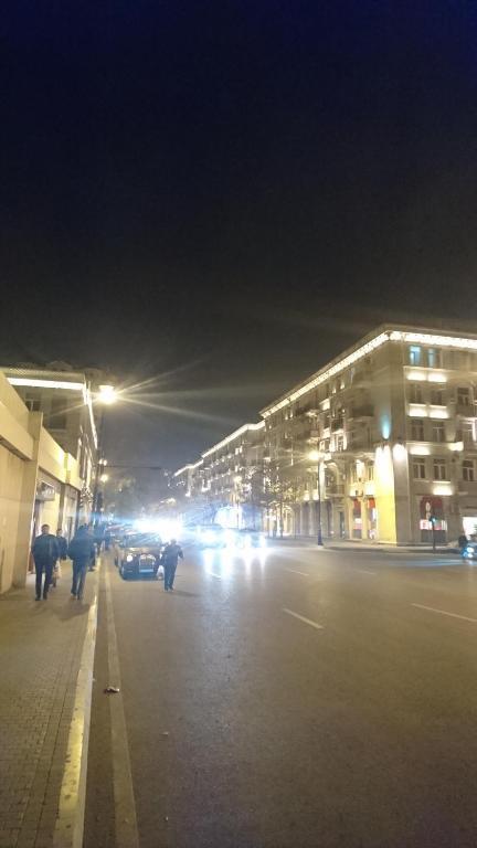 Апартаменты В центре города
