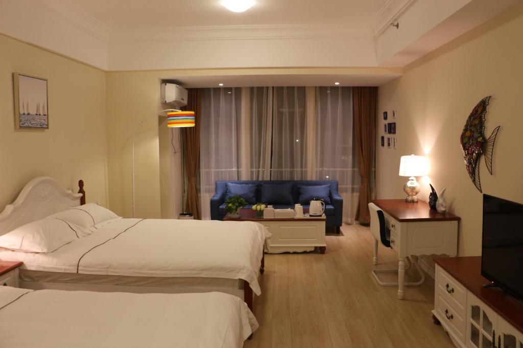 中国 山东 青岛地区  黄岛 度假屋  公寓 盖德姆度假公寓 - 东方影都