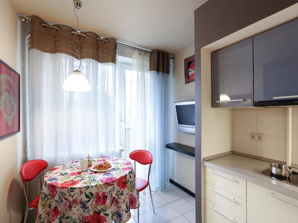 Апартаменты Дизайнерские на Павелецкой, Москва