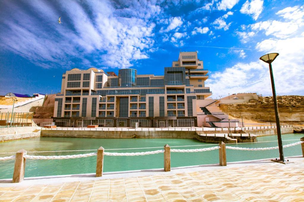Отель Caspian Riviera Grand Palace, Актау, Казахстан