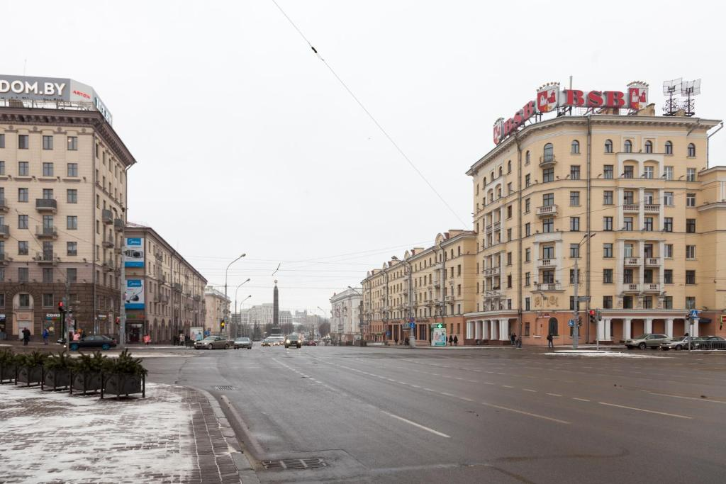 Апартаменты Минск24 Стандарт 2, Беларусь