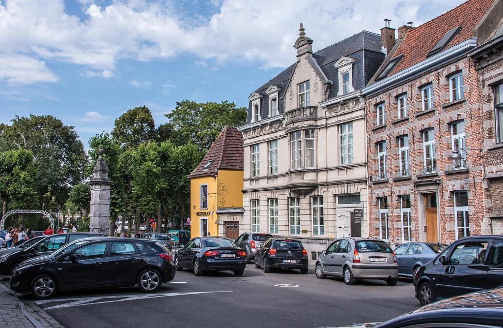 Hotel Saint Georges, Монс, Бельгия