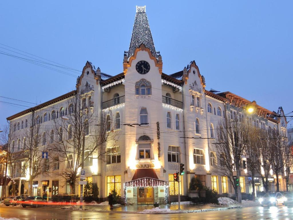 Отель Украина, Днепропетровск, Украина