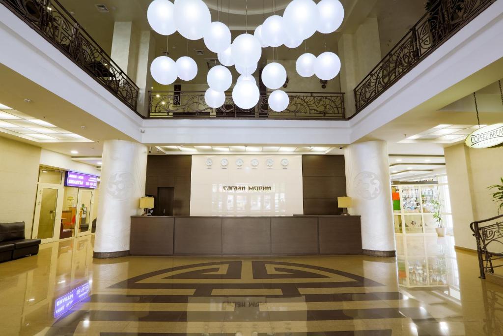 Отель Сагаан Морин, Улан-Удэ
