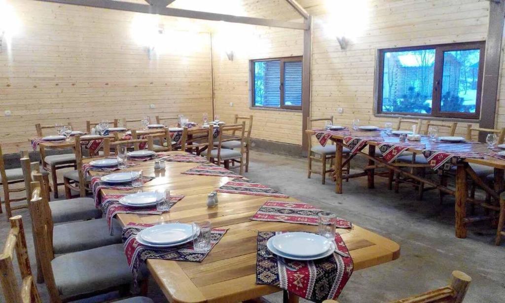 Курортный отель Harsnadzor