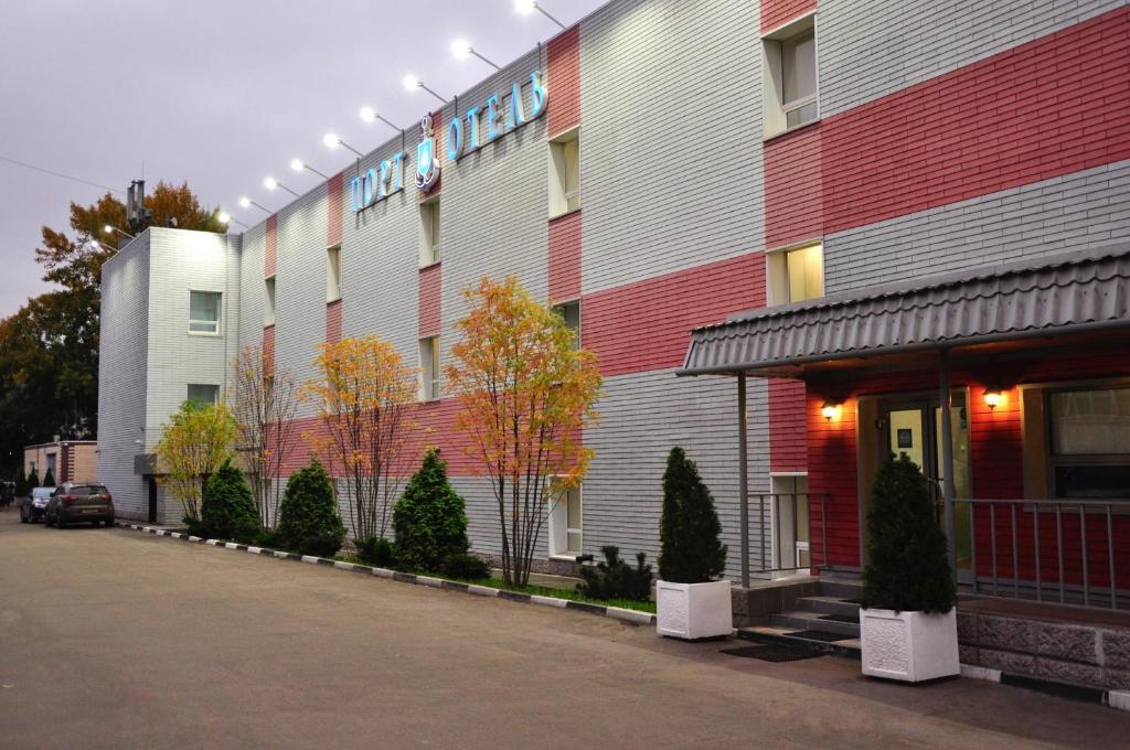 Отель Порт Семеновский, Москва