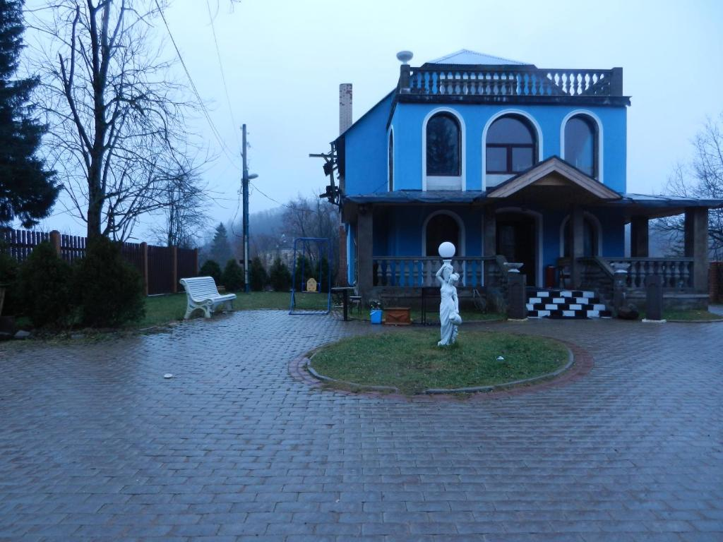 Загородный отель В Токсово