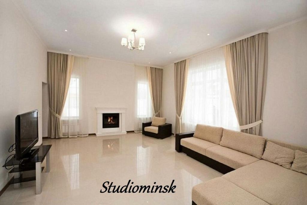 StudioMinsk 5 Apartments, Минск, Беларусь
