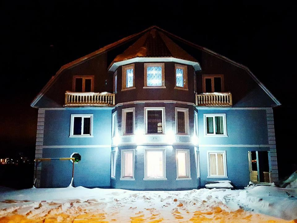 Отель Lasha-Giorgi