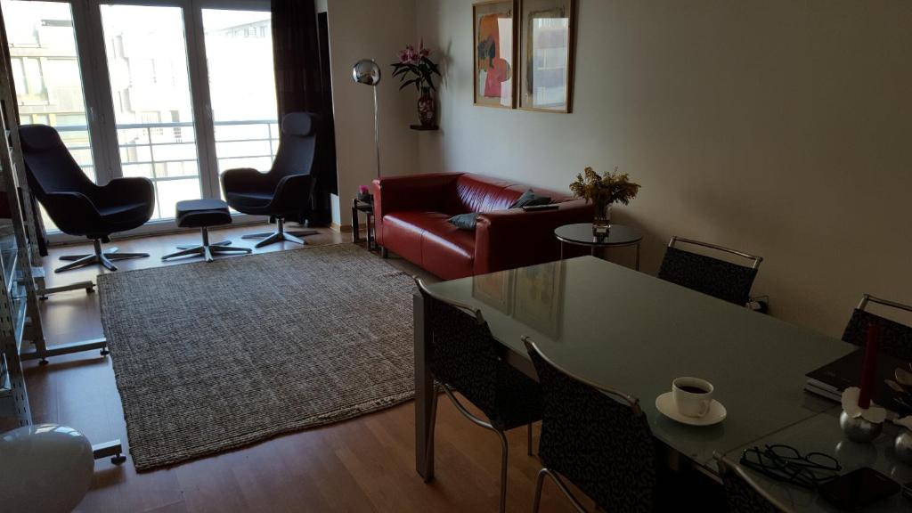 Appartement aan Zee Oostende