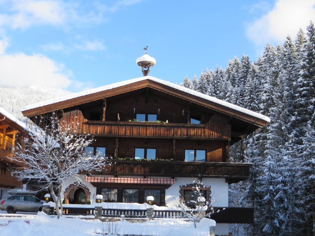 Pension Mühlbachhof, Альпбах, Австрия
