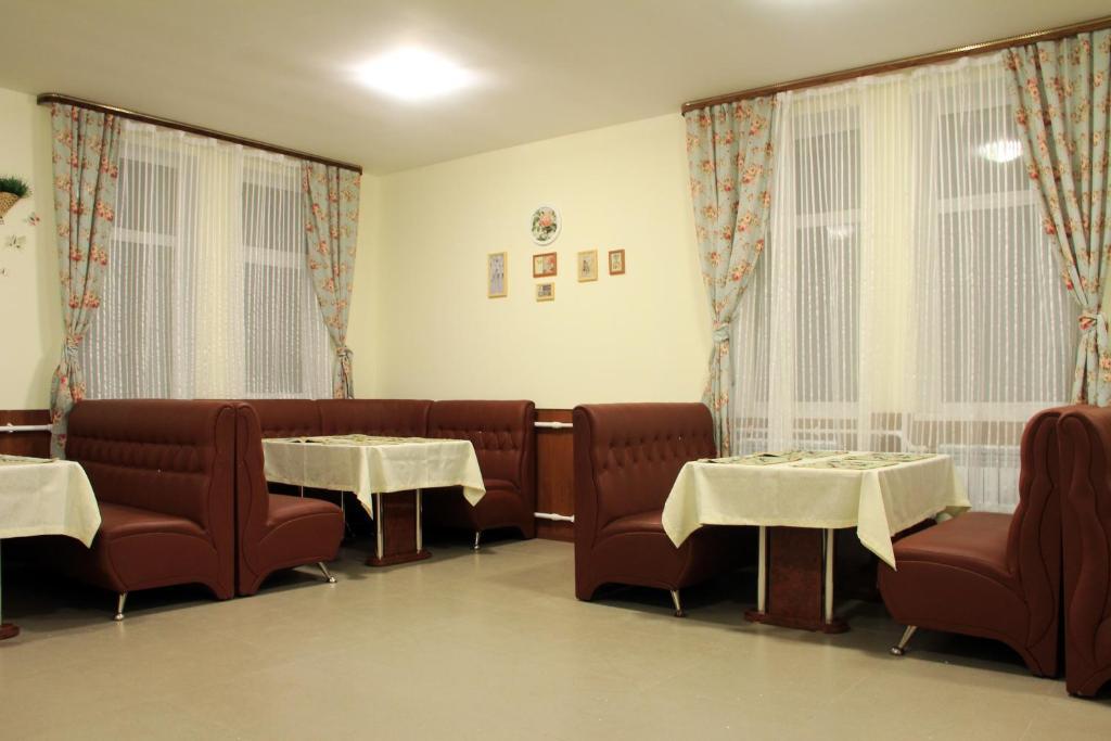 Гостиница Светлячки