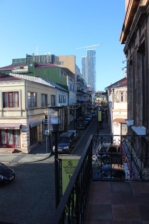 Отель On Parnavaz Mepe Street